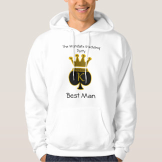 King of Spades (Best Man) Hoodie