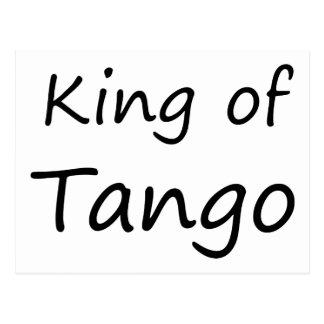 King of Tango Postcard