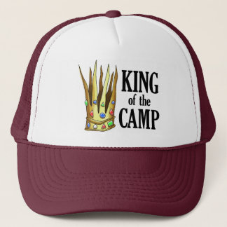 King of the Camp Hat