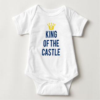 King of the Castle children's tee