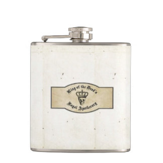 King of the Dead's Royal Apothecary Medicine Flask