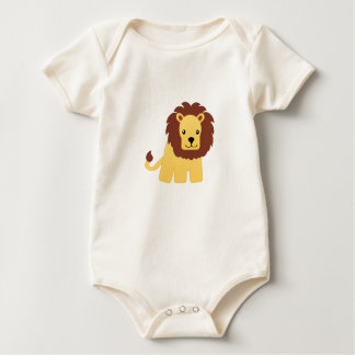 King of the Jungle Baby Bodysuit