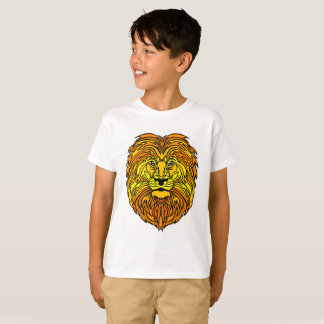 King of the Jungle Boy's T-shirt