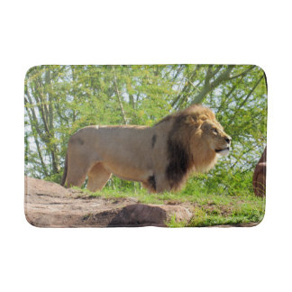 King of the Jungle (Lion) Bath Mat