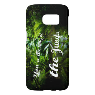 King of the jungle samsung galaxy s7 case