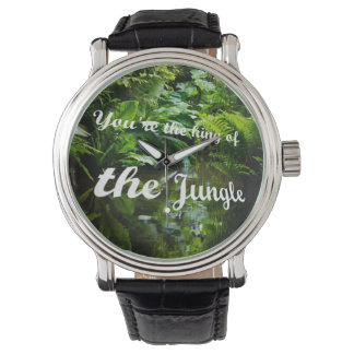 King of the jungle watch