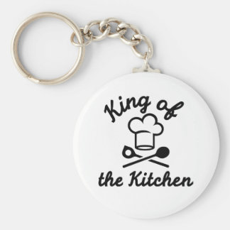 King of the kitchen keychain