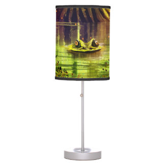 King of the lake table lamp