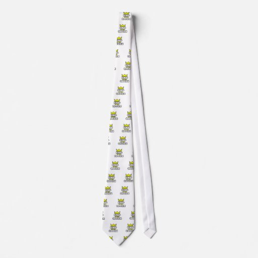 King of the Office Tie