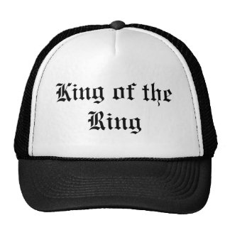 King of the Ring Trucker Hat