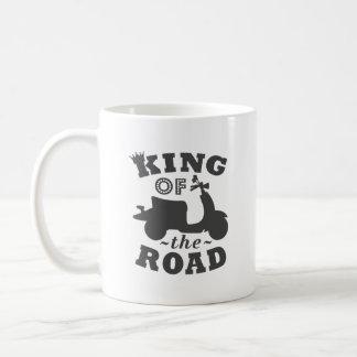 King of the Road Coffee Mug