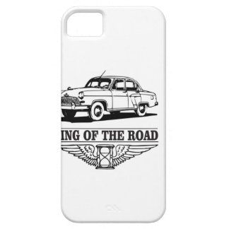 king of the road fun iPhone 5 covers