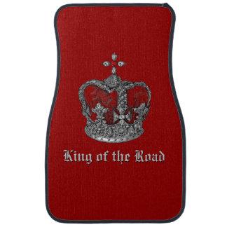 King of the Road Royal Crown Car Mats Car Mat