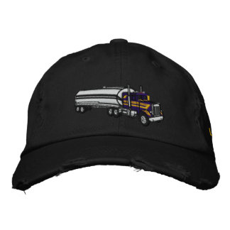 King of the Road with personalized name Embroidered Hat