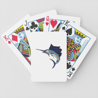 King of the Sea Bicycle Playing Cards