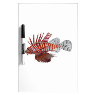 King of the Sea Dry Erase Board