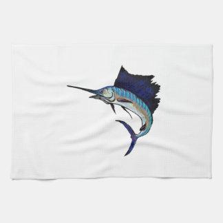 King of the Sea Hand Towel