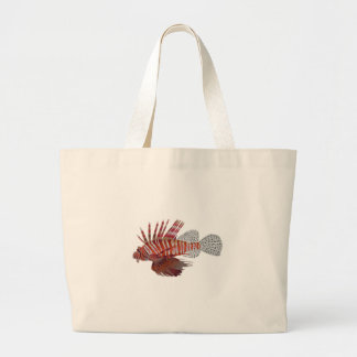 King of the Sea Large Tote Bag