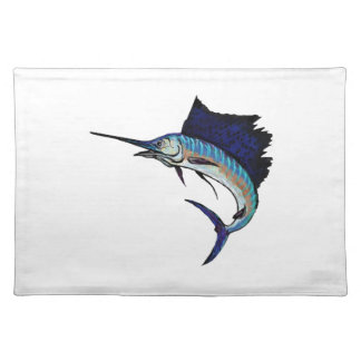 King of the Sea Place Mat