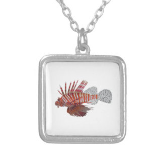 King of the Sea Silver Plated Necklace