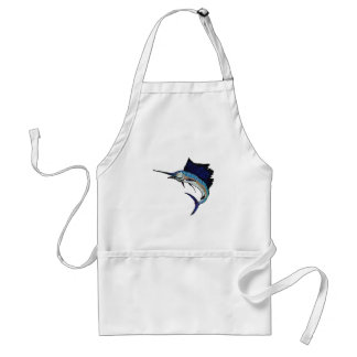 King of the Sea Standard Apron