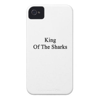 King Of The Sharks iPhone 4 Case-Mate Case