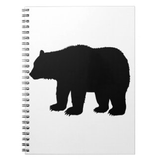 KING OF THE WOODS NOTEBOOK