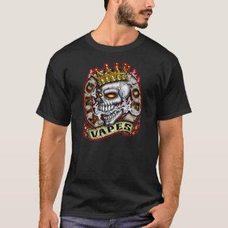 King Of Vapes Basic Black T-Shirt