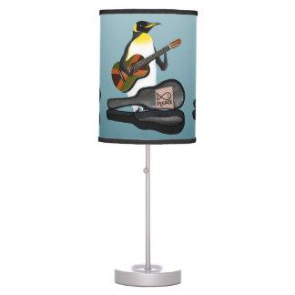 King Penguin Busking Table Lamp