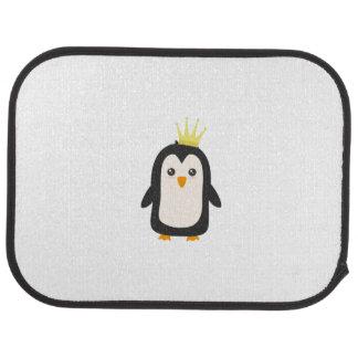 King Penguin Car Mat