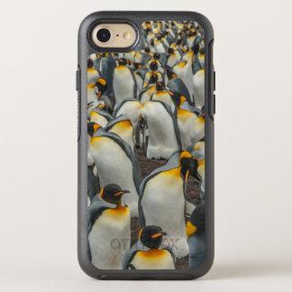 King penguin colony, Falklands OtterBox Symmetry iPhone 7 Case