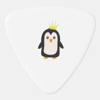 King Penguin Guitar Pick