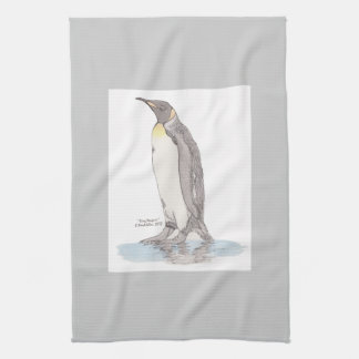 King Penguin Kitchen Towel