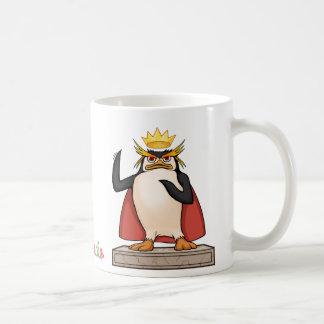 King Penguin Mug