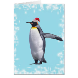 king penguin New year2 Card