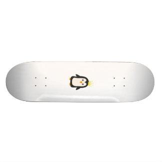King Penguin Skate Deck