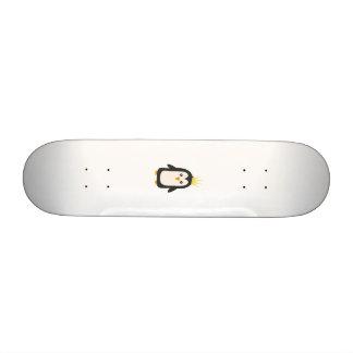 King Penguin Skateboard Deck