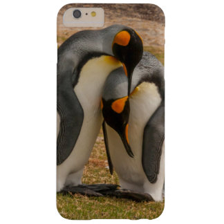 King penguins caressing, Falkland Barely There iPhone 6 Plus Case