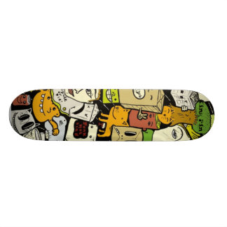King Pin Decks - Used Not Dead Skate Deck