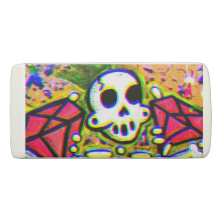 King Pin Skeleton Eraser
