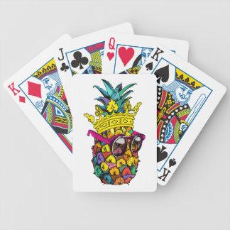 King Pine Bicycle Playing Cards