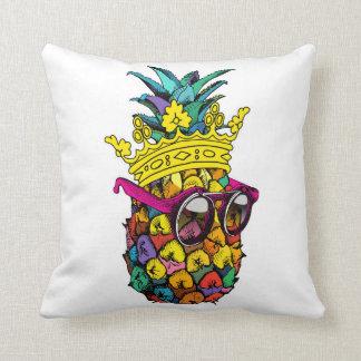 King Pine Throw Pillow