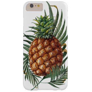 King Pineapple Barely There iPhone 6 Plus Case