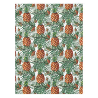 King Pineapple Tablecloth