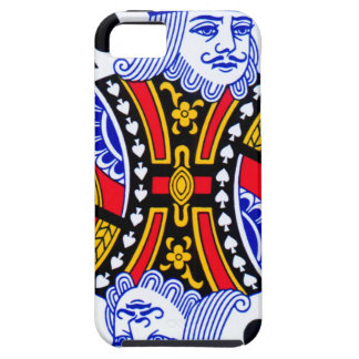 King Playing Card iPhone 5 Case