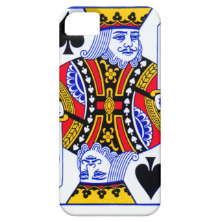 King Playing Card iPhone 5 Covers