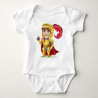 King Prince Armor Baby Bodysuit