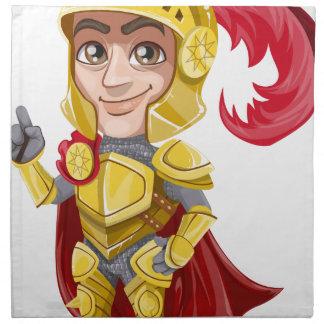 King Prince Armor Napkin