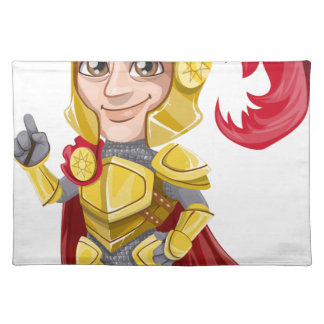 King Prince Armor Placemat