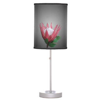King Protea Flower - Table Lamp